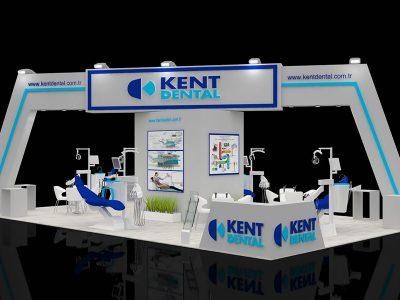 Exhibition Stand Design Kent : Kent dental wooden exhibition stand design İdex cnr